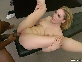 cute lily labeau gets mammoth disastrous gumshoe