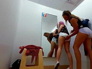 Diaper mall girls