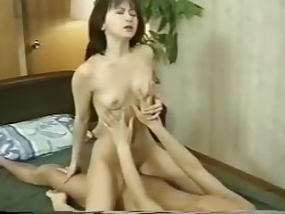 Japanese mature together with boy 2