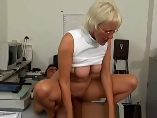 mom loves office intercourse