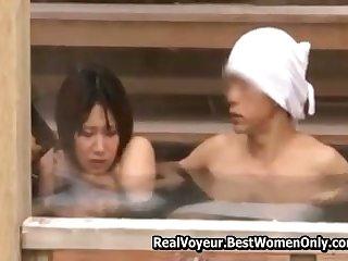 Japanese Asian Best Woman Fucked Mix Public Bath