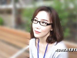 KOREA1818.COM - korean Cutie concerning glasses