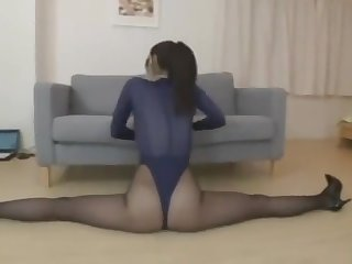 Japanese leotard