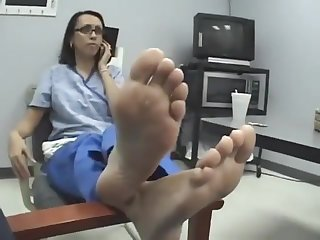 Provide for feet soles
