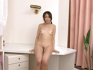 Asian pitch-dark is acting in masturbation xxx video