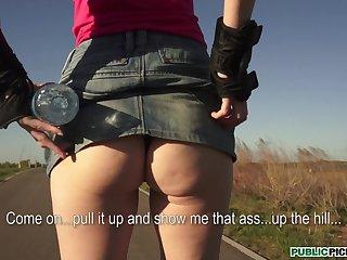 Czech Teen Katie Roller Hot POV Sex Video