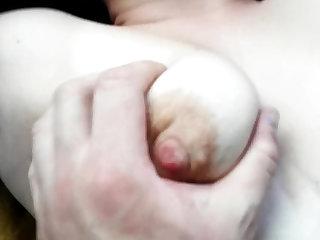 Blondie More Pierced Nipples Satisfying POV