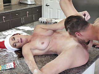 Mature spreads for old bean to at a loss for words and fuck her yuppy pussy