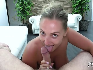 POVBitch - Crystal Limber Blonde Chubby With Monster Boo - Krystal Limber