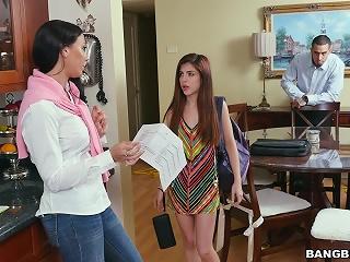 Flunking Move Daughter Gets A Golden Rachel Starr